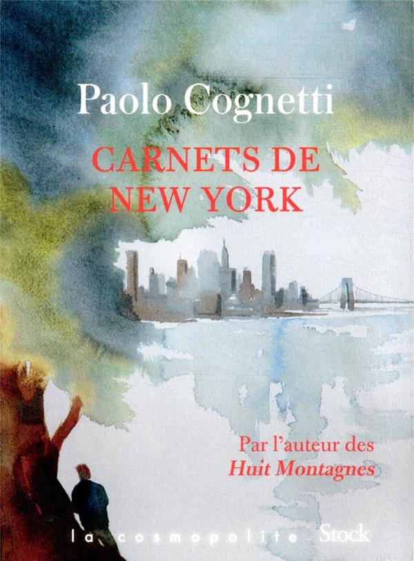CARNETS DE NEW YORK COGNETTI PAOLO STOCK