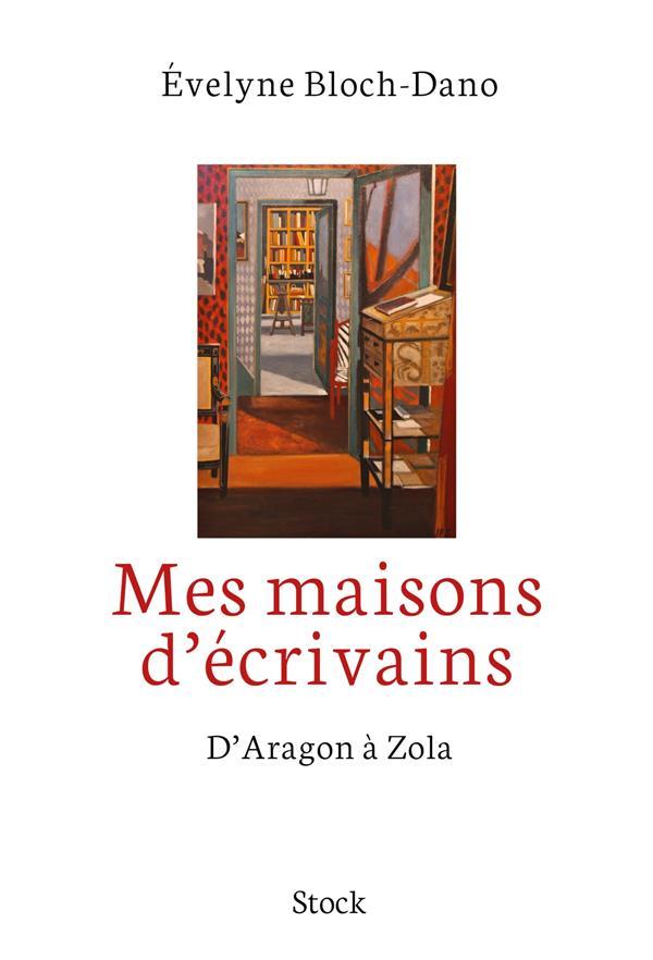 MES MAISONS D-ECRIVAINS