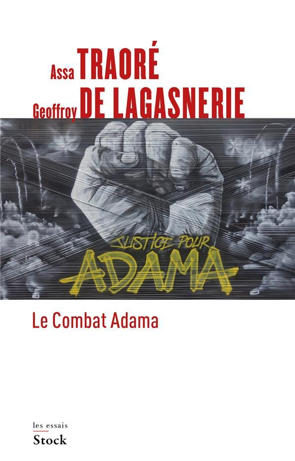 LE COMBAT ADAMA LAGASNERIE/TRAORE STOCK