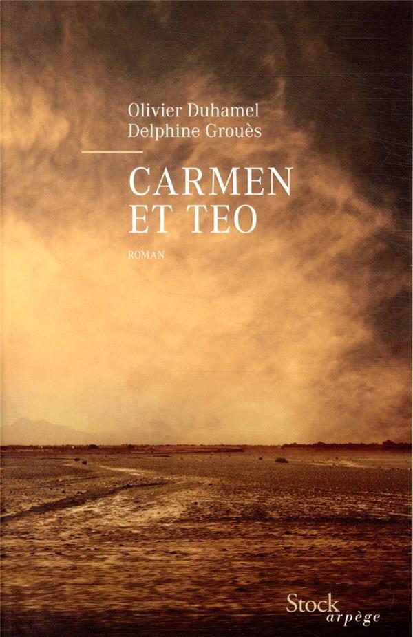 CARMEN ET TEO DUHAMEL/GROUES STOCK