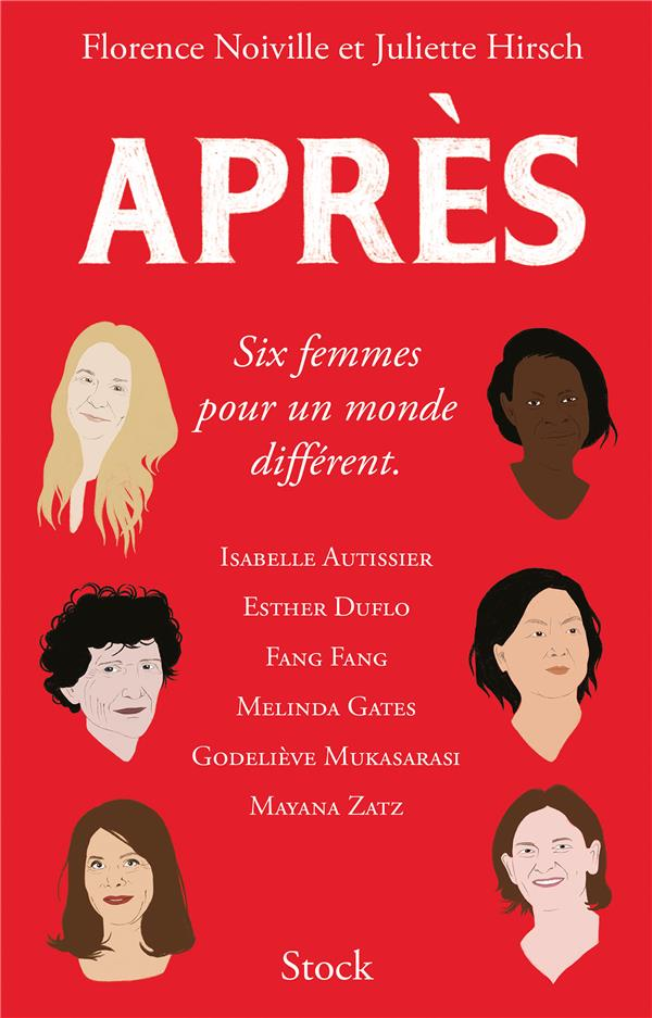 APRES  -  SIX FEMMES POUR UN MONDE DIFFERENT NOIVILLE/HIRSCH STOCK
