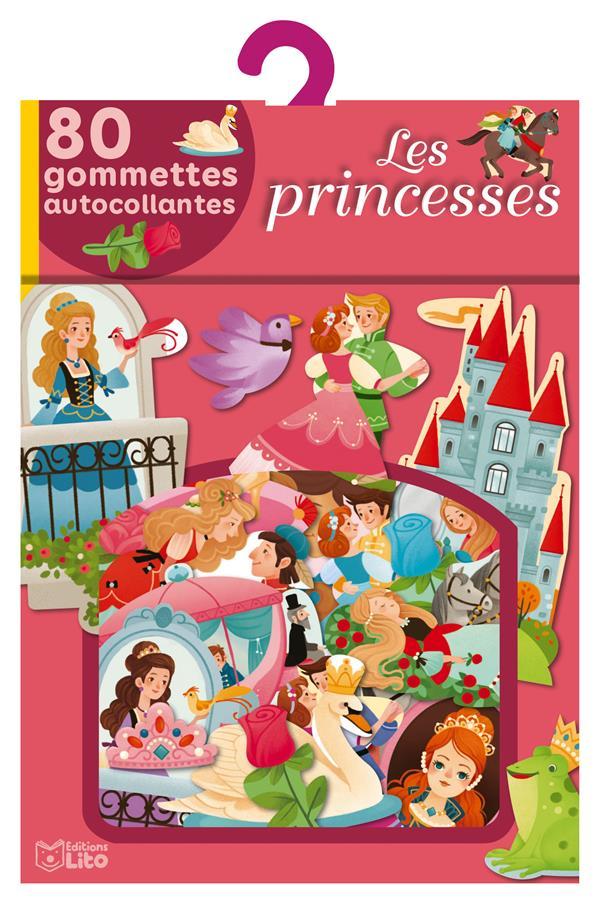 GOMMETTES LES PRINCESSES XXX NC