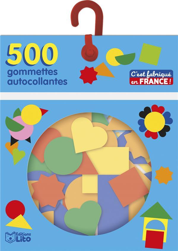 500 GOMMETTES AUTOCOLLANTES  -  MATERNELLE XXX NC