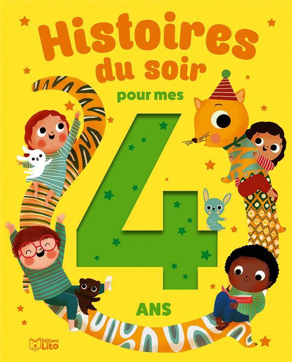 HISTOIRES DU SOIR POUR 4 ANS