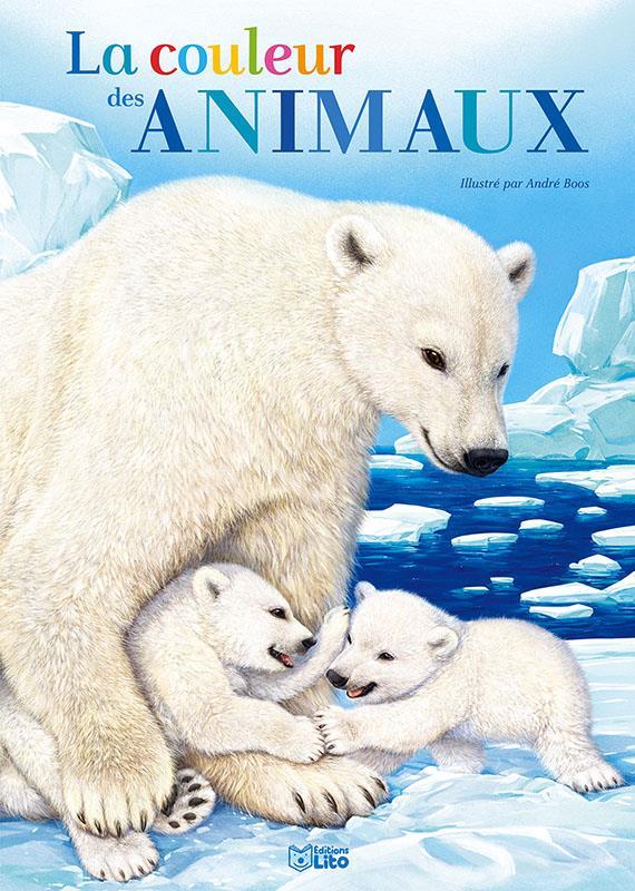 LA COULEUR DES ANIMAUX