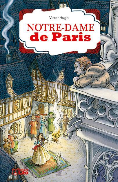 BIBLI LITO NOTRE-DAME DE PARIS