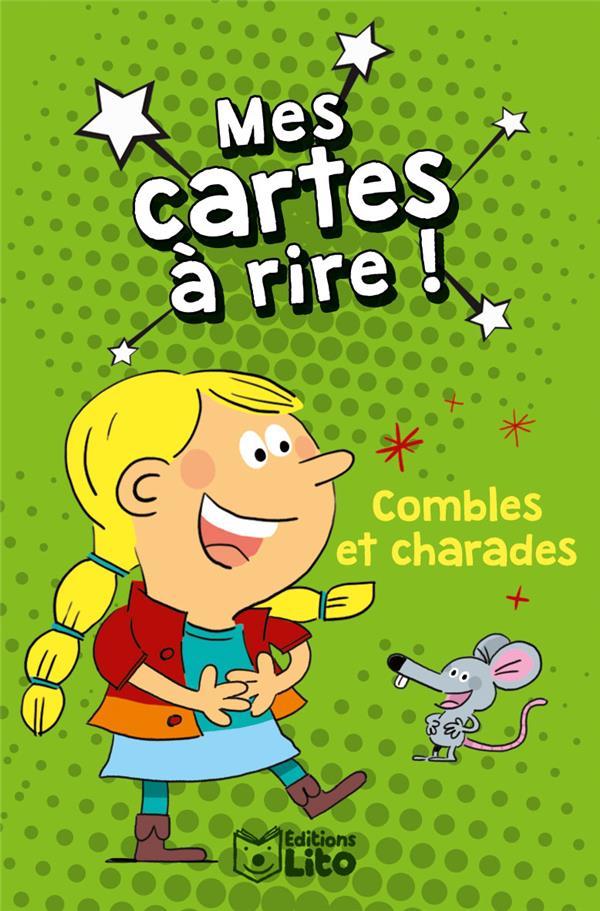 MES CARTES A RIRE !  -  COMBLES ET CHARADES  COLLECTIF Arphilvolis