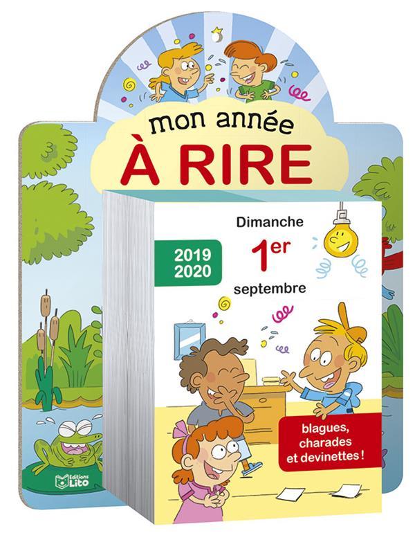 MON ANNEE A RIRE 2019-2020