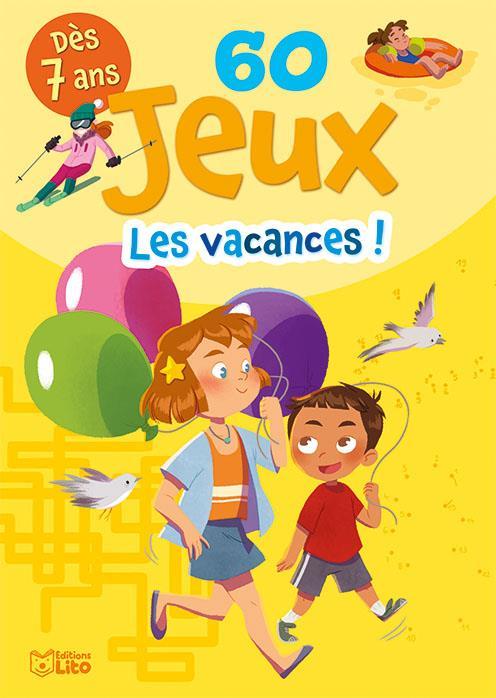 XXX - LES BLOCS JEUX  -  LES VACANCES !