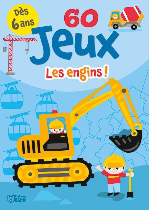 XXX - LES BLOCS JEUX  -  LES ENGINS !