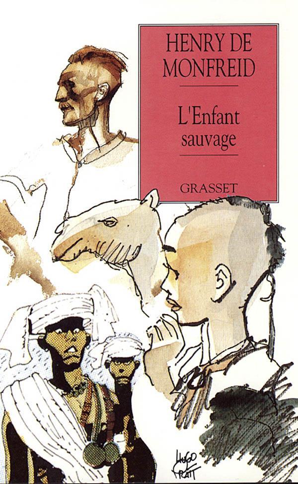 L'ENFANT SAUVAGE MONFREID HENRY GRASSET