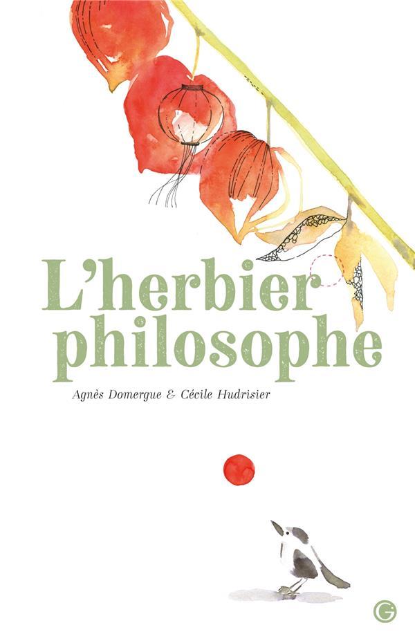 L'HERBIER PHILOSOPHE DOMERGUE/HUDRISIER GRASSET