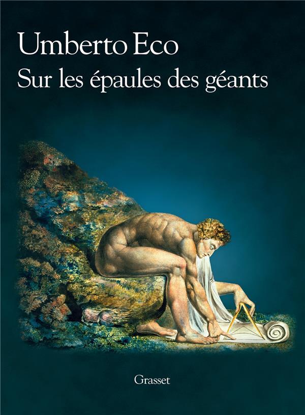SUR LES EPAULES DES GEANTS - BEAU LIVRE