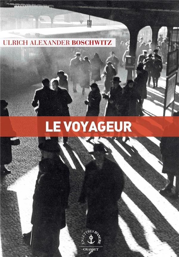 LE VOYAGEUR - ROMAN
