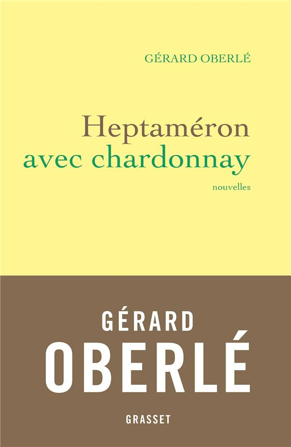 HEPTAMERON AVEC CHARDONNAY