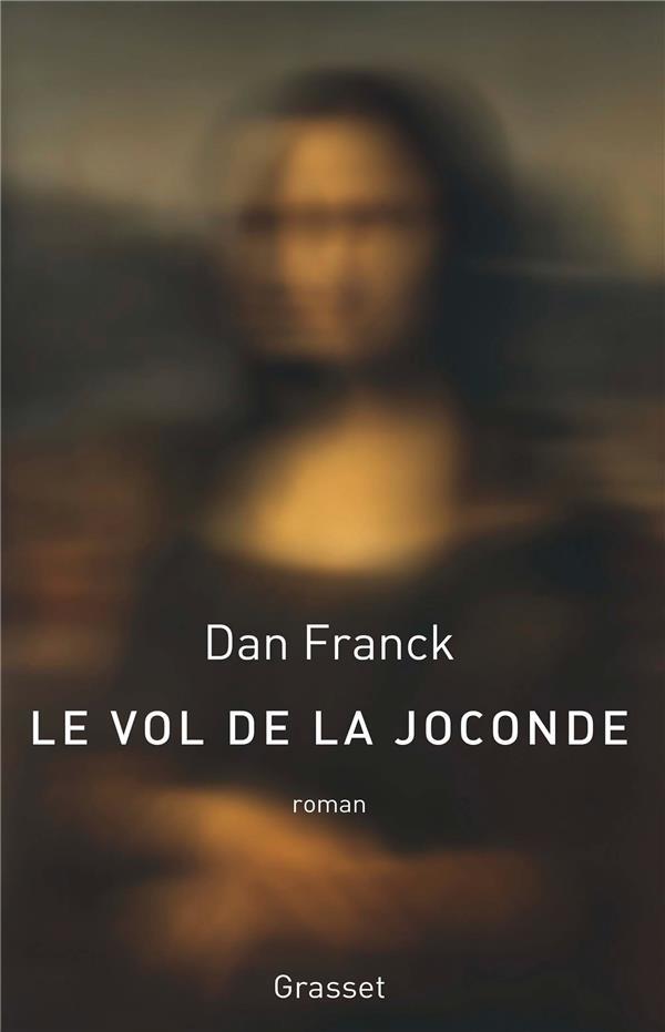 - LE VOL DE LA JOCONDE - ROMAN