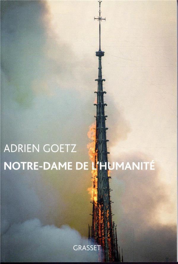 - NOTRE-DAME DE L'HUMANITE