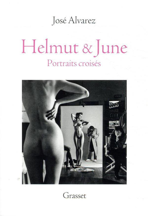 HELMUT et JUNE  -  PORTRAITS CROISES