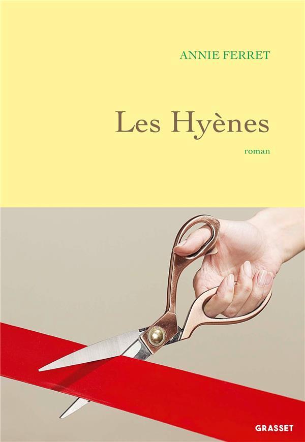 LES HYENES FERRET ANNIE GRASSET