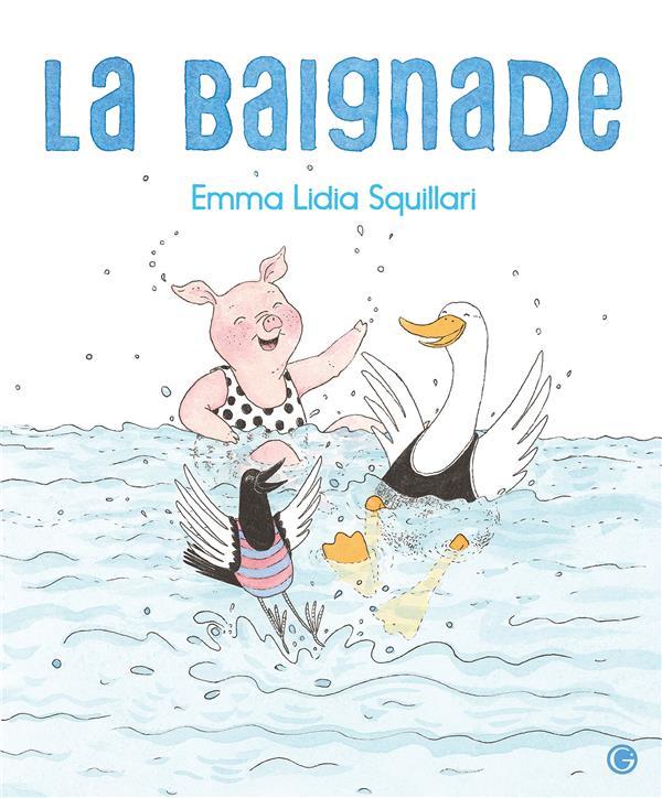 LA BAIGNADE SQUILLARI, EMMA LIDIA GRASSET