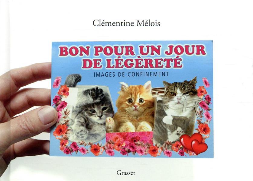 BON POUR UN JOUR DE LEGERETE MELOIS CLEMENTINE GRASSET