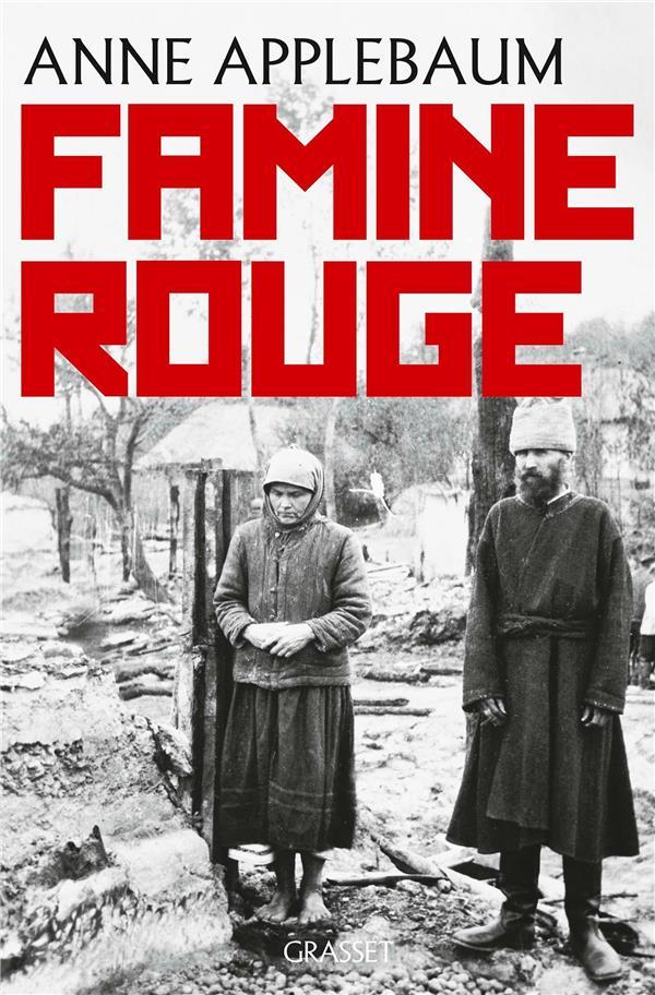 FAMINE ROUGE - LA GUERRE DE STALINE EN UKRAINE