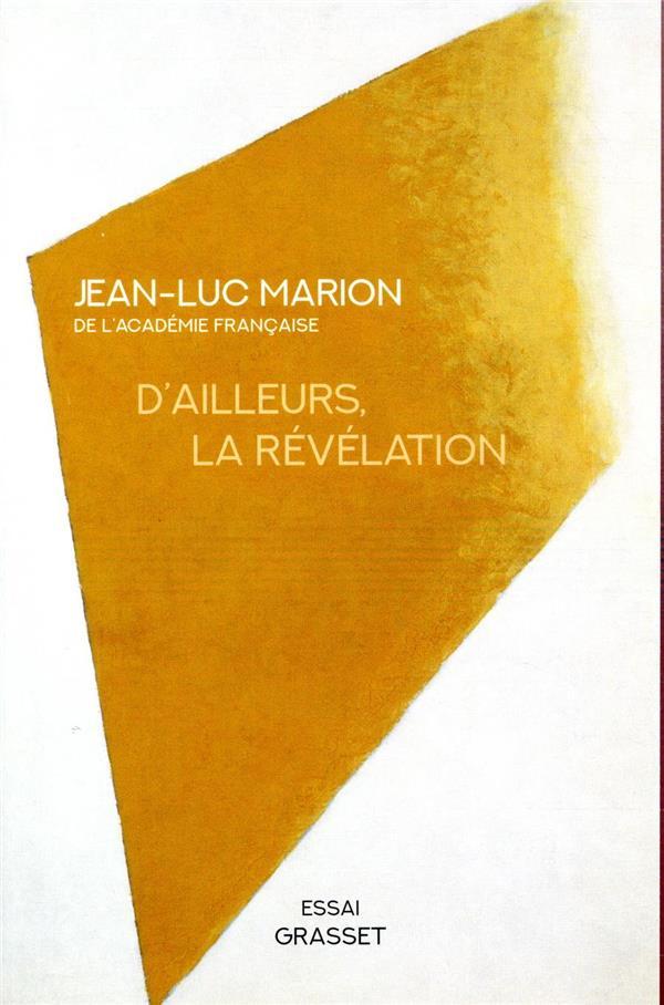 D'AILLEURS, LA REVELATION