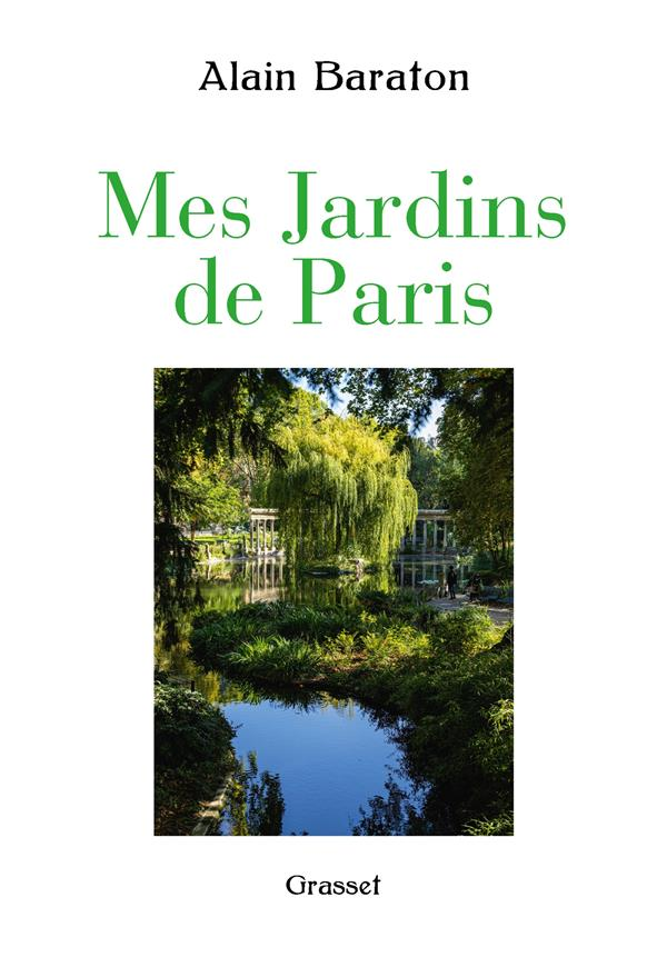 MES JARDINS DE PARIS