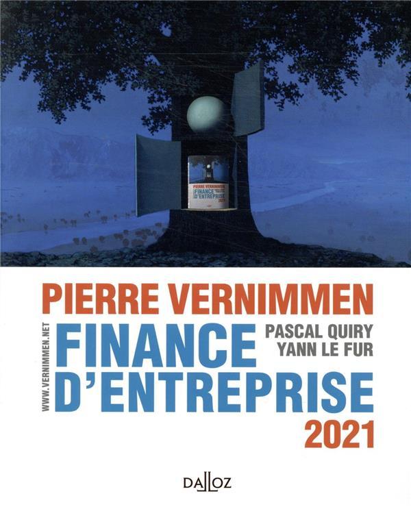 FINANCE D'ENTREPRISE (EDITION 2021)  LE FUR, YANN  DALLOZ