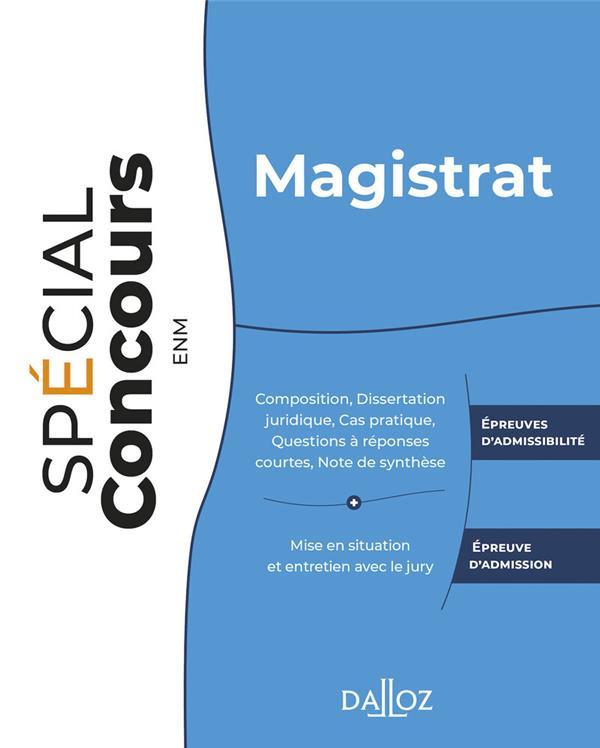 MAGISTRAT (9E EDITION)