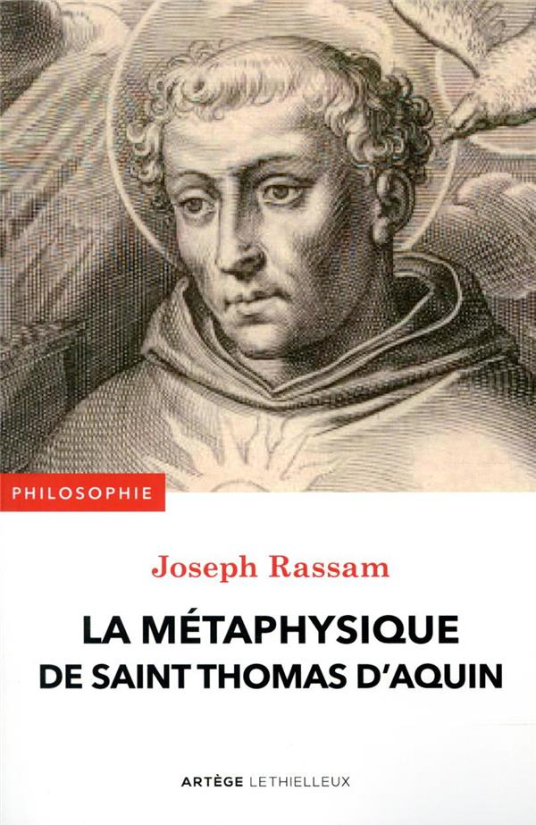 LA METAPHYSIQUE DE SAINT THOMAS D'AQUIN
