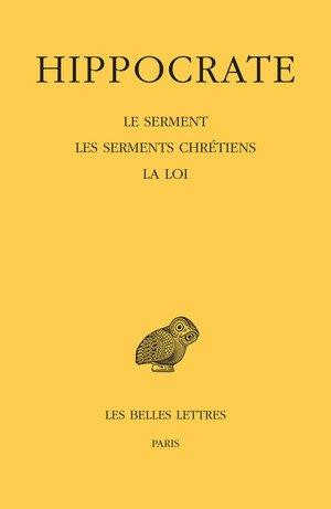 LE SERMENT, LES SERMENTS CHRETIENS, LA LOI