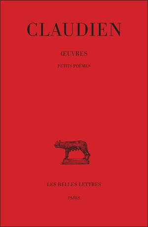 OEUVRES T.4  -  PETITS POEMES