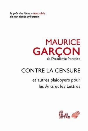 CONTRE LA CENSURE - LE GOUT DES IDEES