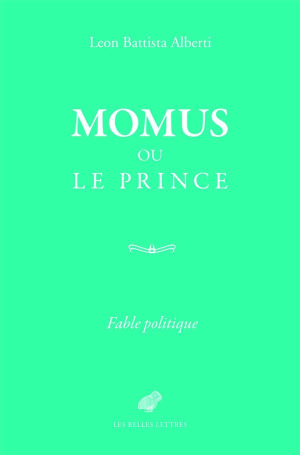 MOMUS OU LE PRINCE     FABLE POLITIQUE