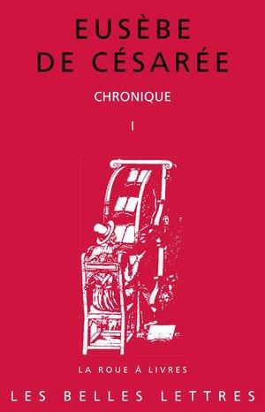 CHRONIQUE. TOME I