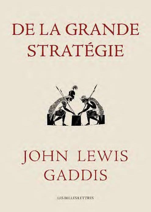 DE LA GRANDE STRATEGIE