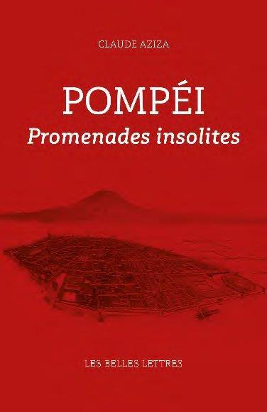 POMPEI, PROMENADES INSOLITES