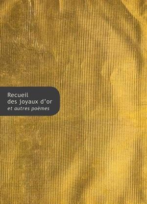 RECUEIL DES JOYAUX D'OR
