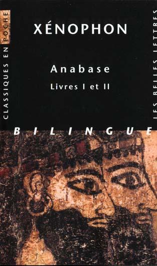 ANABASE. LIVRES I-II
