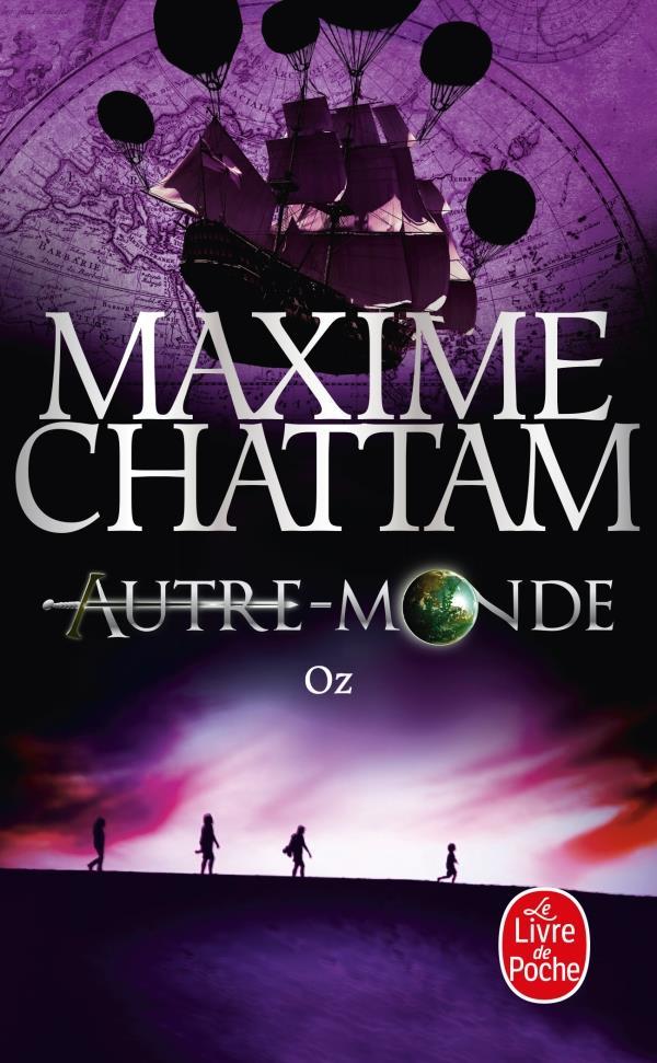 OZ (AUTRE-MONDE, TOME 5) Chattam Maxime Le Livre de poche