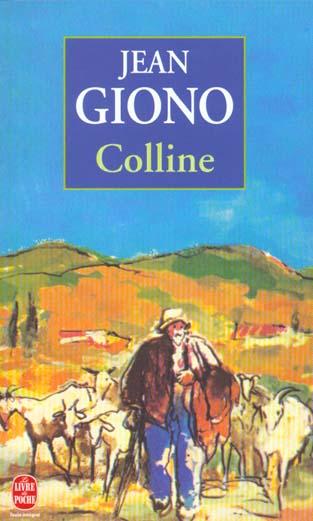 COLLINE GIONO-J LGF/Livre de Poche