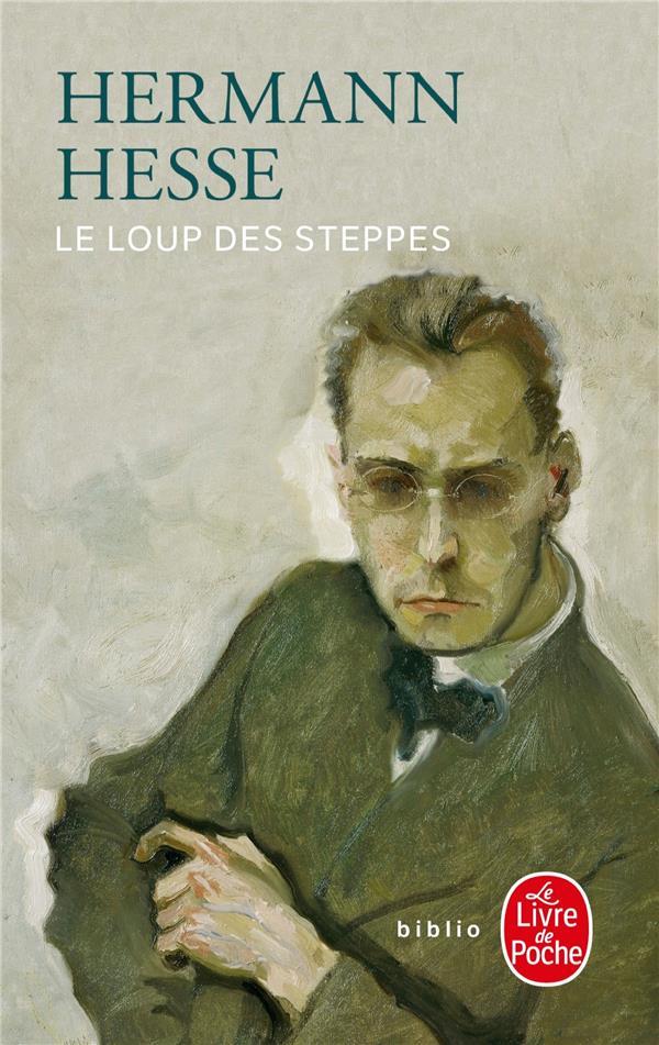 LE LOUP DES STEPPES HESSE HERMANN LGF