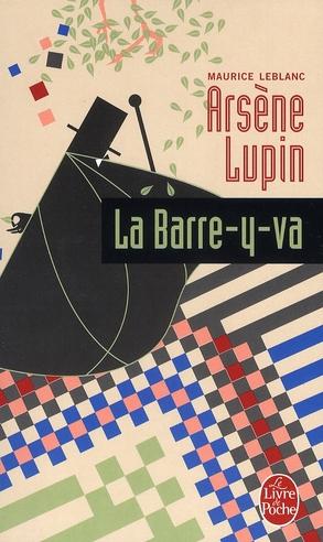 LA BARRE-Y-VA LEBLANC M LGF/Livre de Poche