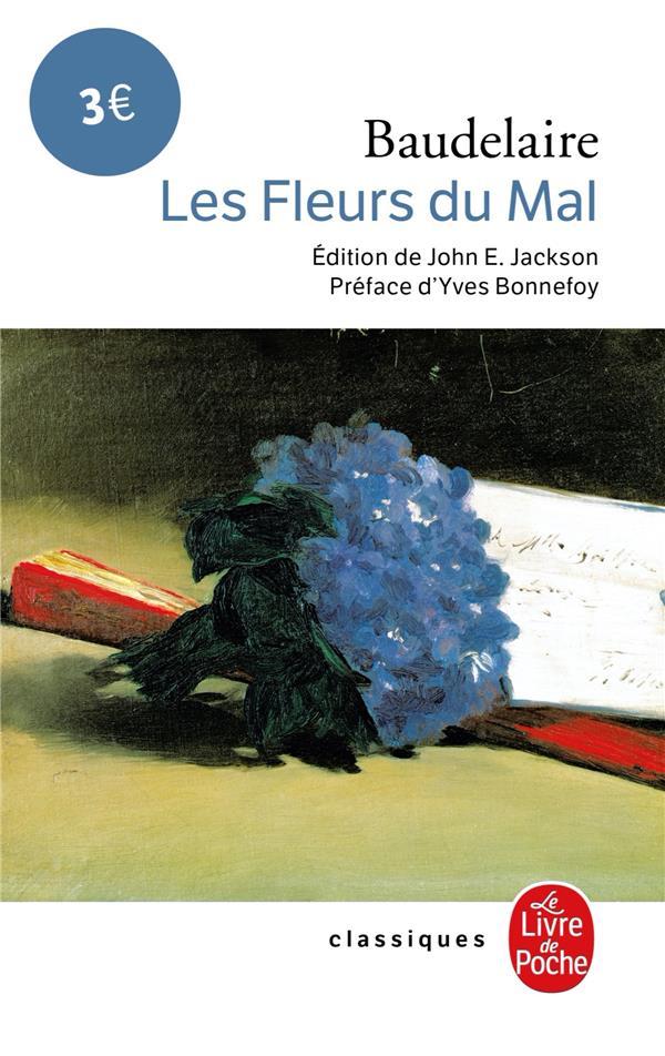 LES FLEURS DU MAL BAUDELAIRE CHARLES LGF/Livre de Poche