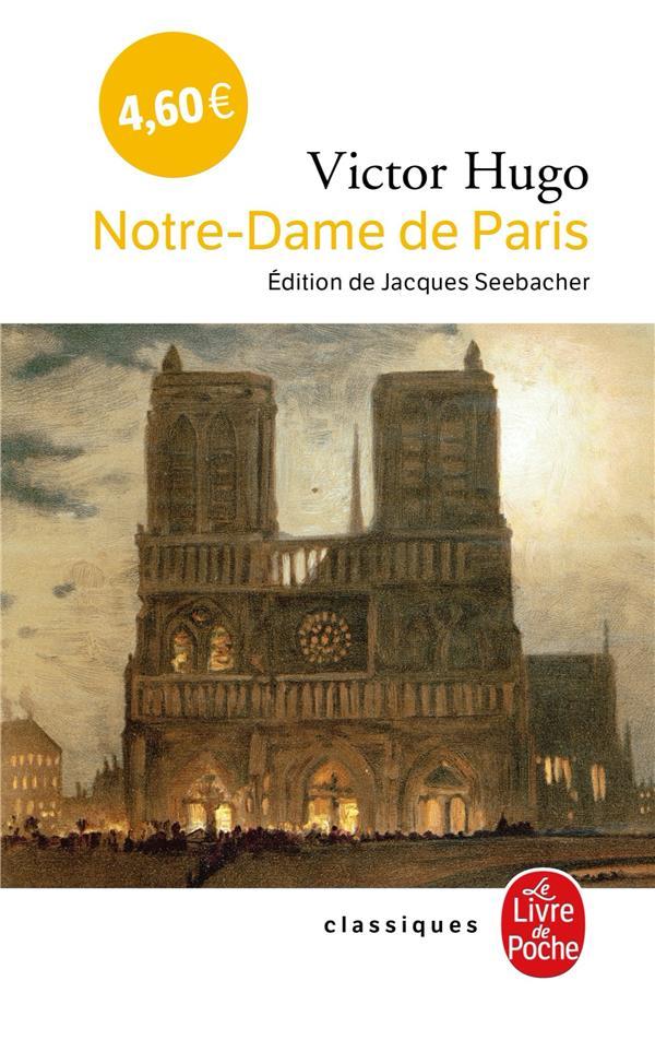 NOTRE-DAME DE PARIS HUGO VICTOR LGF/Livre de Poche