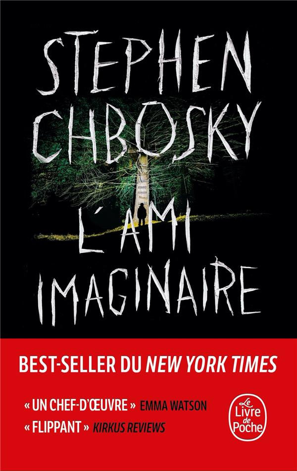 L'AMI IMAGINAIRE CHBOSKY, STEPHEN LGF/Livre de Poche