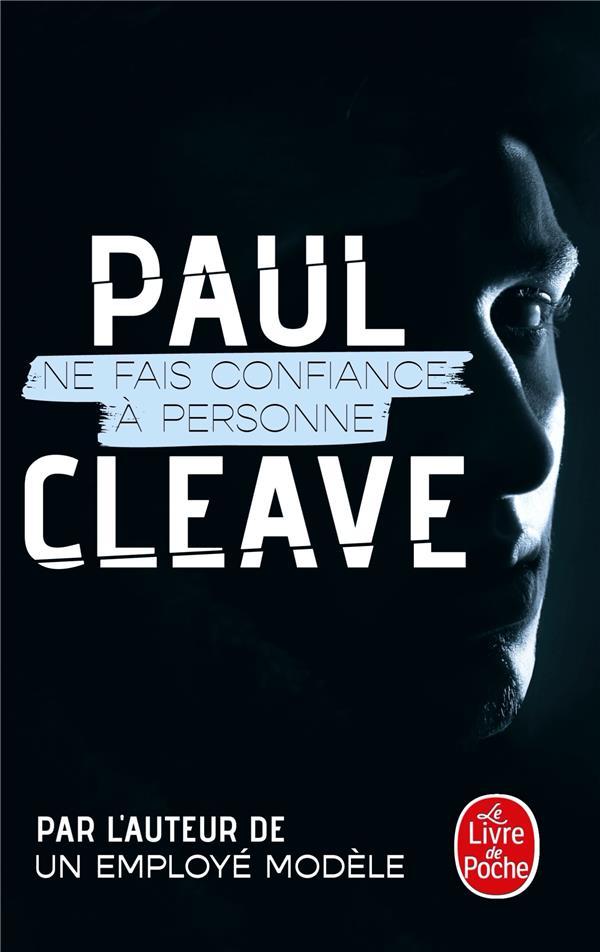 CLEAVE, PAUL - NE FAIS CONFIANCE A PERSONNE