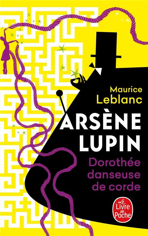 LEBLANC M - DOROTHEE  -  DANSEUSE DE CORDE