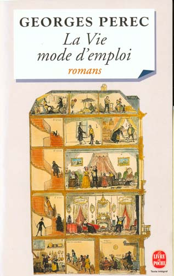 LA VIE MODE D-EMPLOI  -LDP-